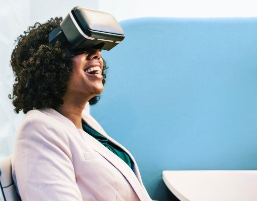Hvad kan man med virtual reality?